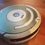 Roomba! #sillychallenge #100happydays 13/100
