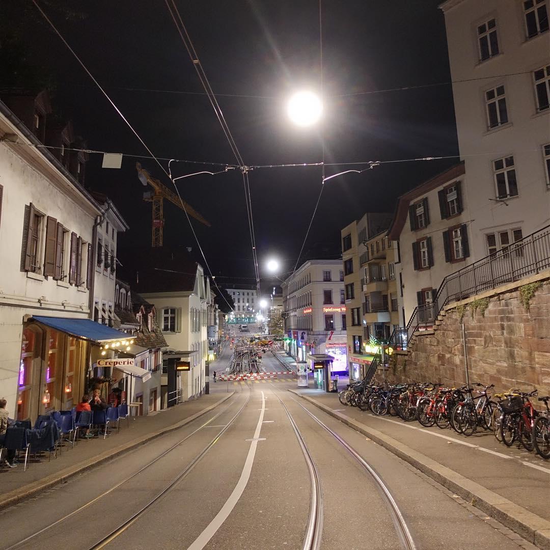 Image at Basel, Schweiz